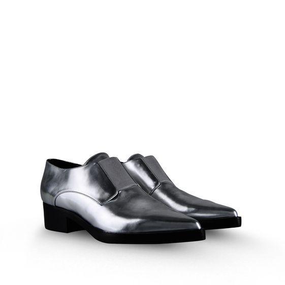 Maskuline Loafer STELLA McCARTNEY|Schuhe|Damen STELLA McCARTNEY Flats