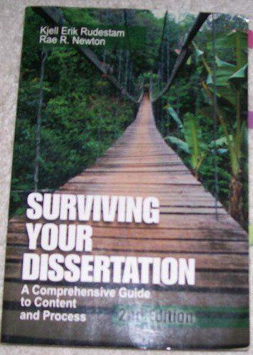 surviving dissertation process