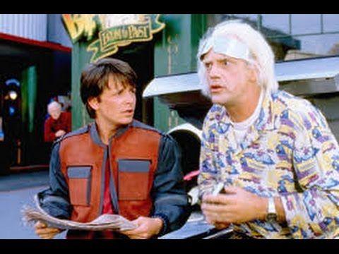 Back to the Future II 1989 Full Movie - YouTube
