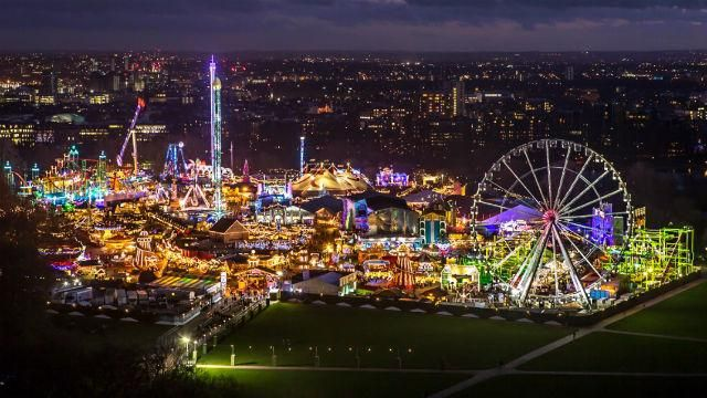 Winter Wonderland, Hyde Park