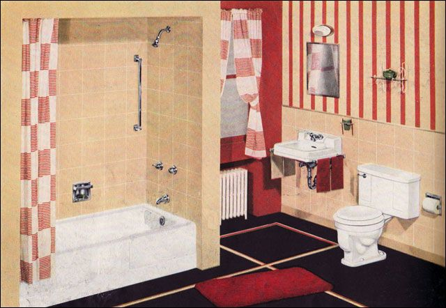 Best 25 Vintage Bathroom Decor Ideas On Pinterest: Best 25+ 1940s House Ideas On Pinterest