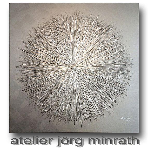 Abstrakte Malerei  Strukturgemälde  von AtelierJoergMinrath auf Etsy – Atelier Jörg Minrath