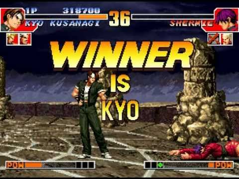Arcade Longplay [197] The King of Fighters 97
