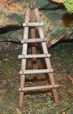 Nativity Set Accessory Ladder Presepio Pesebre Creche Manger Scene Diorama
