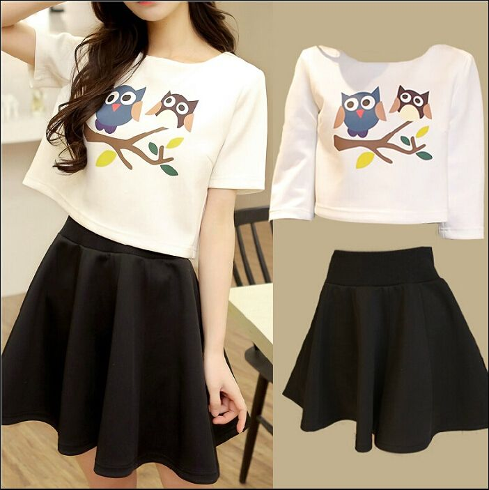 Cute Summer Outfits for Teenagers Promotion-Shop for Promotional ...