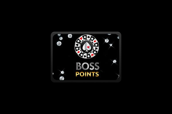 Place your bets here, ladies and gentlemen, to get some BOSS-POINTS! We're awarding all our players that have placed bets on any of games available.
