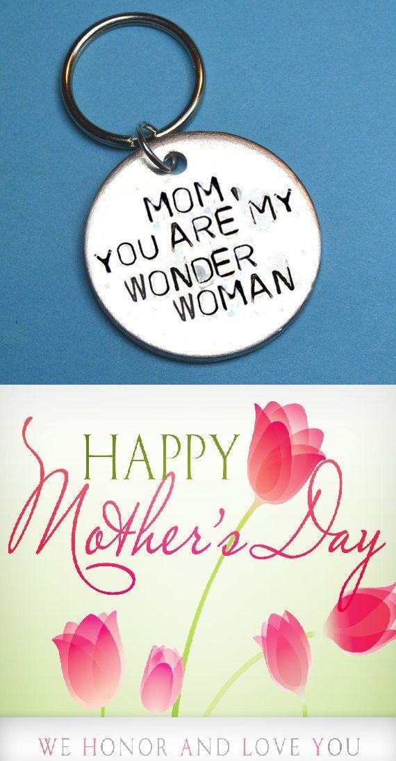 Mom wonderwoman, mothers day, personalised gifts, UK, Mom cute gift, handstamped keychain, gift for mother, gift ideas of mother, quirky #handstamped #handmade #customized #keyring #giftideas #giftsuk #etsyuk #etsylondon #uk #london #momsuk #ukmom #mothersday2016 #mothersday #mothersdaygift #giftformom #giftforher #giftforwife