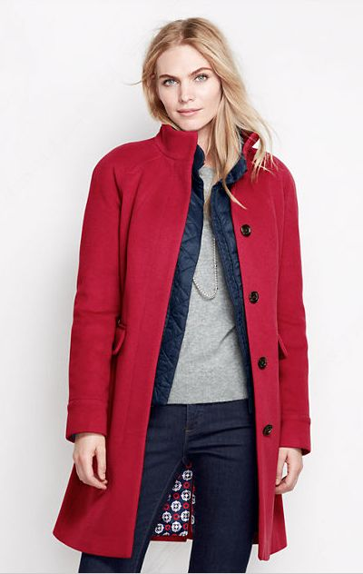 10 best images about Red jackets on Pinterest | Coats, Wool and London