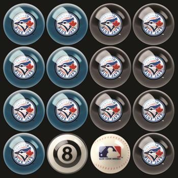 Toronto Blue Jays Billiard Ball Set