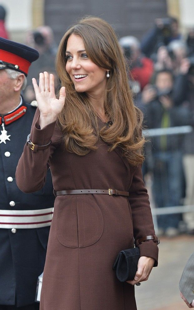 Kate Middleton: uma grávida para inspirar outras!