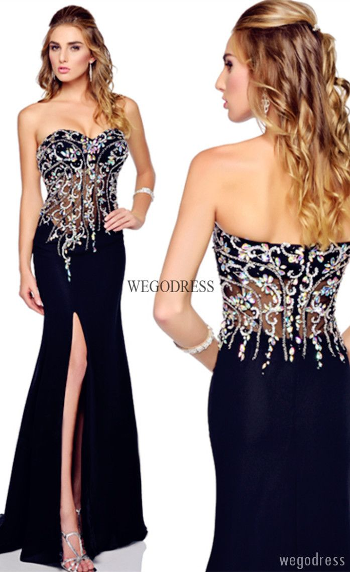 best prom dresses images on pinterest long fitted prom dresses