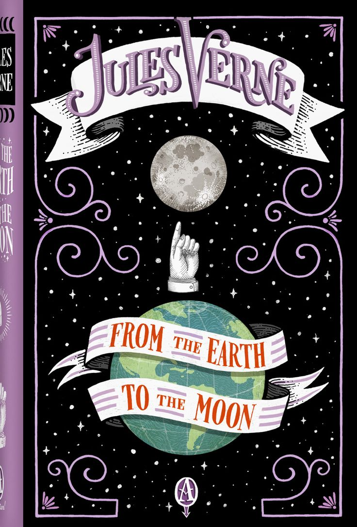 an analysis of from the earth to the moon and around the moon by jules verne From the earth to the moon is the only film adaptation of the jules verne science fiction novel of the same name plot shortly  carl esmond as jules verne.