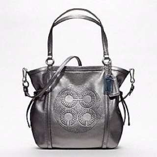 : Coach Pur, Coach Handbags, Coach Bags, With Coach, Coach Audrey, All Cinch, Leather Cinch, Audrey Metals, Metals Leather