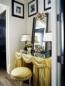 Vanity with mirrored top                                                                                                                                                                                 More