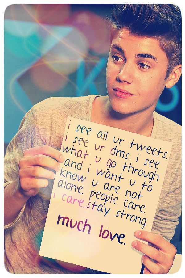 Love this... even though he didn't write this on the paper... he still tweeted this message though...