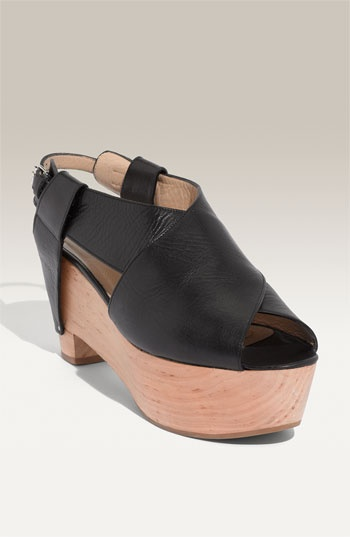 Leather Wedge Spring/summerGivenchy muUm7Q6oh