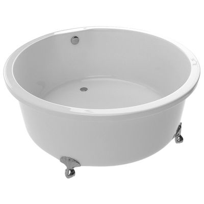 4 Ft Freestanding Tub. Anzzi FT AZ302 CANTOR 4 9 ft  Claw Foot One Piece Acrylic Freestanding Soaking Bathtub in Glossy White 103 best Bath Tubs Tub Fillers images on Pinterest tubs