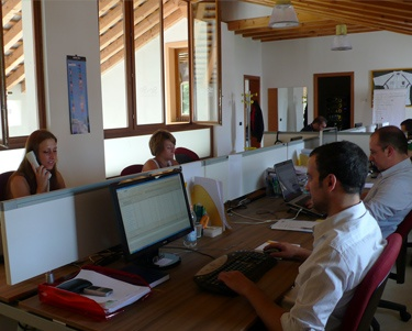 site by site padova @ work :)