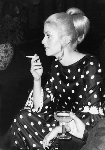 you can express a lot of things, a lot of action without speaking ― catherine deneuve | foto: marina cicogna