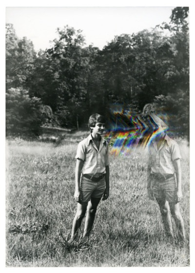 'Background Noise' by Ben Alper (b. 1983), New York.