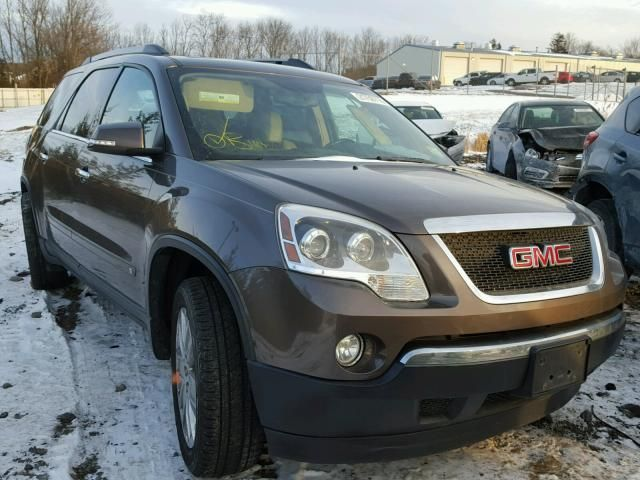 2010 Gmc Acadia Slt 3 6l For Sale At Copart Auto Auction Place Your Bid Now With Images Car Auctions Gmc Acadia