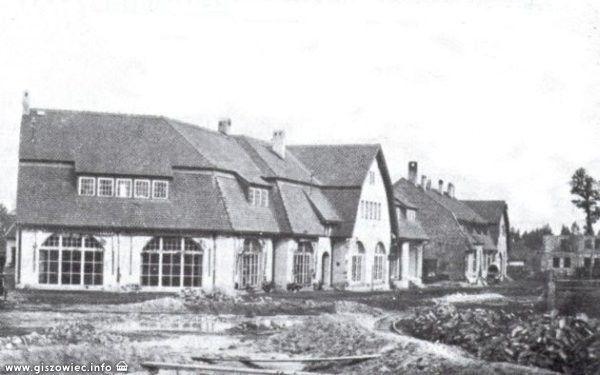 Giszowiec - osiedle ogród
