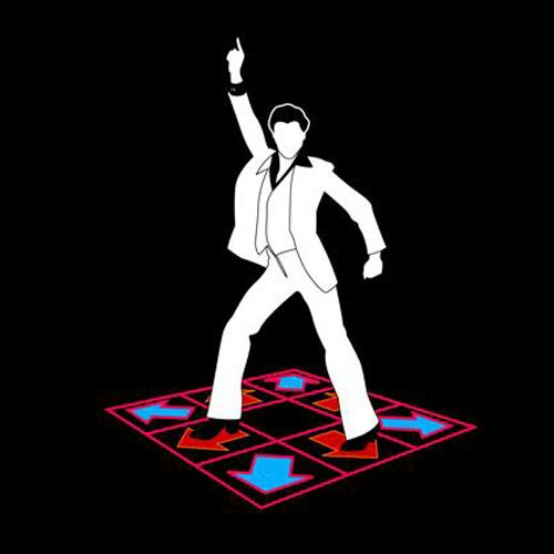 DDR and Saturday Night Fever together at last! Where do you think Travolta got all his moves?
