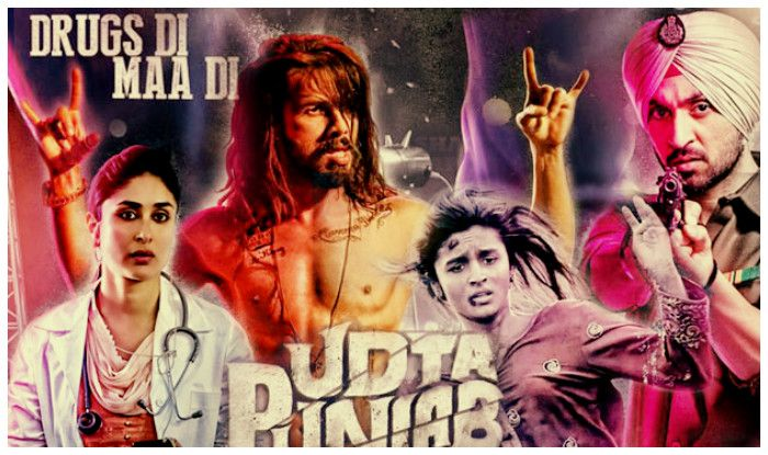 UDTA PUNJAB: CONTROVERSY OVER, CBFC GIVES 'A' CERTIFICATE