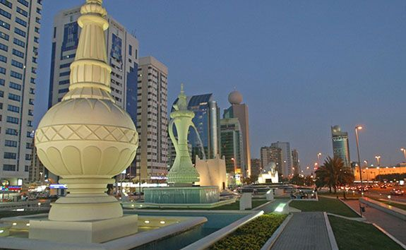 Top 10 Places to Visit in Abu Dhabi, United Arab Emirates
