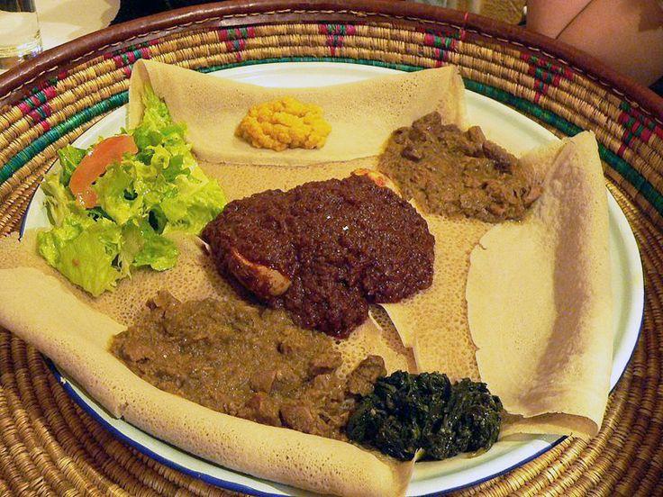 Alicha begee, un plat érythréen typique ◆Érythrée — Wikipédia https://fr.wikipedia.org/wiki/%C3%89rythr%C3%A9e #Eritrea