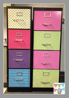 In case I ever get a filing cabinet that's kinda old and tired looking... Repurposed Filing Cabinet-A How To Guide
