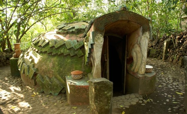 Can you stand the heat? If so, while you're on Cozumel consider booking a Mayan Steam Lodge/Temazcal experience a spiritual sauna-like ceremony that includes native rituals. The experience takes place in a small building such as the one shown above. (From: Photos: Most Popular Cruise Ports on Earth)
