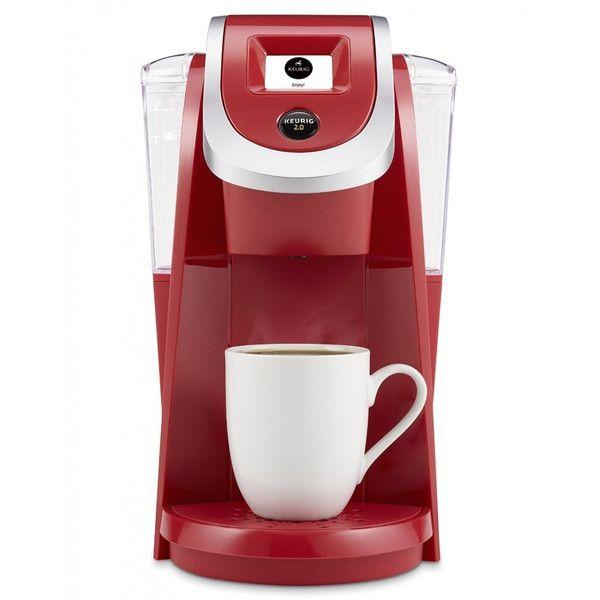 即納 Keurig キューリグ Kカップ コーヒーメーカー 117644 2.0 K200 Brewer Strawberry