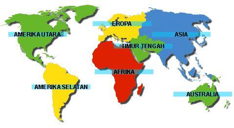 gambar peta dunia - http://www.gambarmemelucu.com/gambar-peta-dunia/