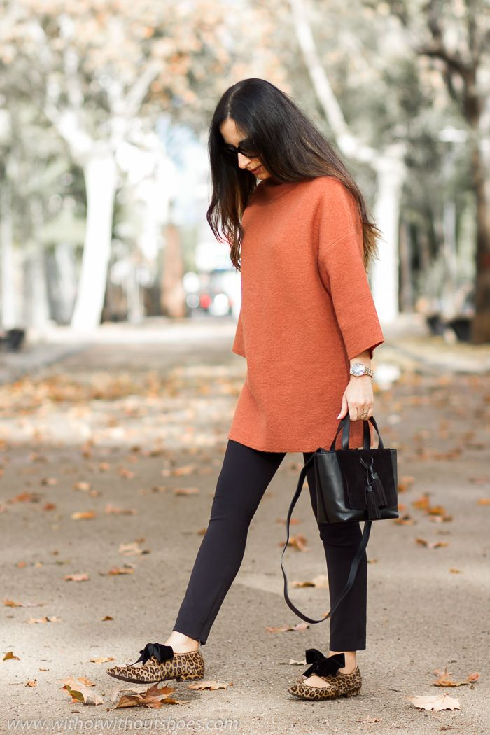 Джерси Цвет оранжевый г bailarinas животных печати пункт ООН диа Гри   С или без туфли - блог мода Испании Валенсия