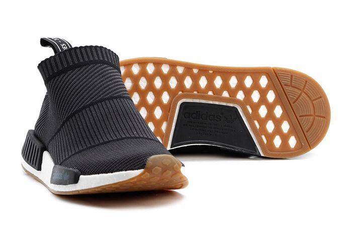 adidas NMD City Sock Black Gum BA7209 c