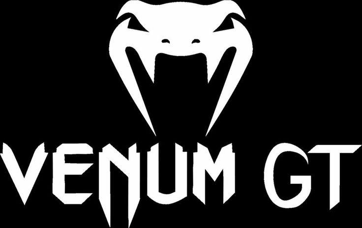 Venum GT Car Vinyl Decal UFC Stickers Car MMA Venum GT  #Walls