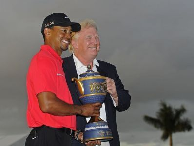 Golf: Tiger Woods on his round with Donald Trump - Sport - NZ Herald News