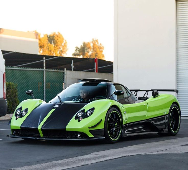 384 Best Pagani Images On Pinterest