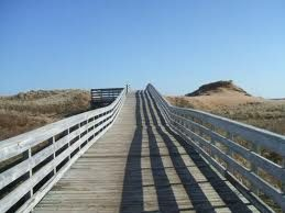 Cavendish PEI boardwalk