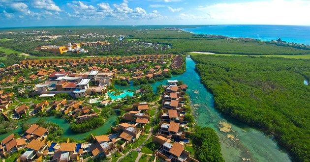 Banyan Tree Mayakoba in Playa Del Carmen, Mexico - Hotel Deals...Luxurylink