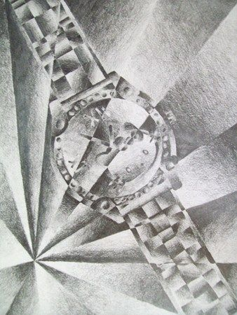 how to draw cubism still life