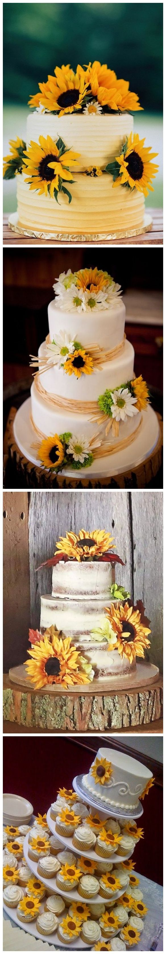 Bold Country Sunflower Wedding ideas /   http://www.himisspuff.com/country-sunflower-wedding-ideas/