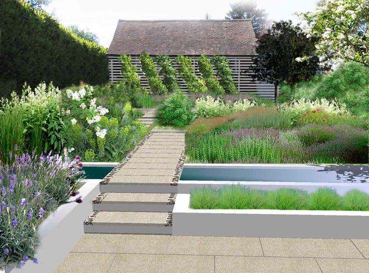 Oxford college of garden design interior design ideas for Oxford garden designs