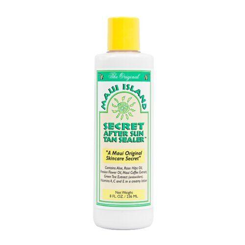 Hawaiian Value Pack Maui Island Secret After Sun Tan Sealer 3 bottles 8 oz. each Maui Island Secret http://www.amazon.com/dp/B003YPY5EA/ref=cm_sw_r_pi_dp_aqesvb0BA7A09