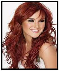 red hair color highlights free for all which color