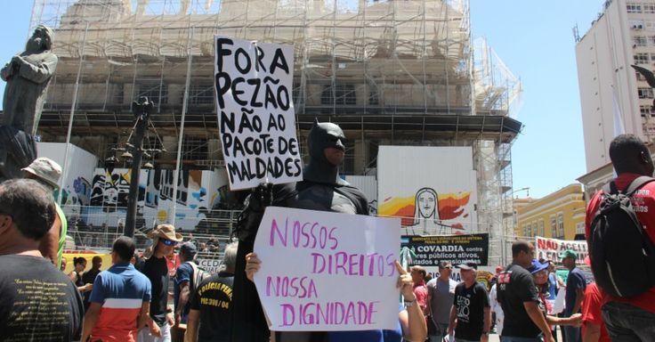 STF evita bloqueio de R$ 192 milhões de contas do governo do Rio de Janeiro