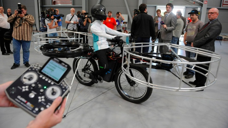 """""""I Want A Flying Electric Bicycle…"""" Said No One Ever"""
