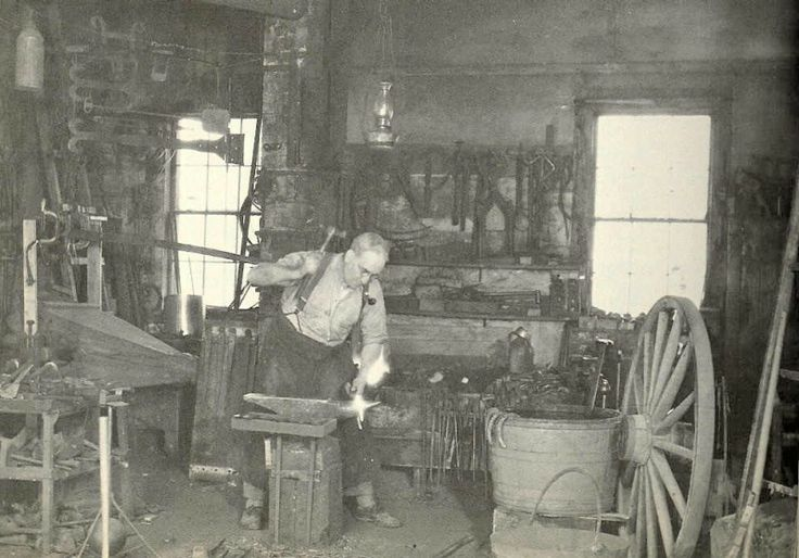 """""""I met a union leader on the street, he tells me, Fred we don't want to strike, we have to because they dont take any consideration of what we want. We dont like strike but are forced to do it because there is no other way to defend your rights."""" -Fred Gordianco, Ukranian blacksmith. (May 1st 1919, Blacksmiths walk off jobs)"""
