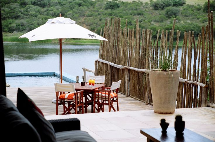 Luxury Safari destination in South Africa. Pumba Private Game Reserve - Water Lodge